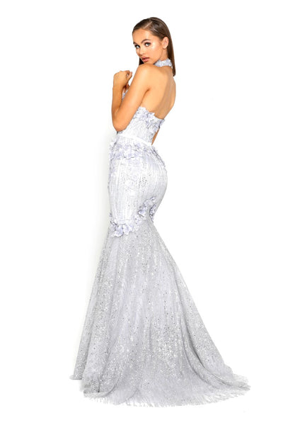 PS2067 ICE EVENING DRESS