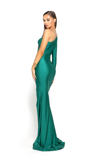 PS2068 EMERALD DRESS