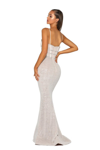 PS5013 GOWN IVORY