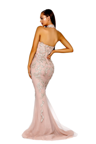 PS5016 GOWN BLUSH