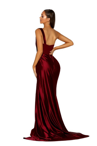 PS5021 GOWN RED