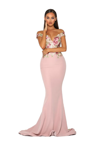 PS5048 GOWN BLUSH