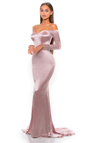 PS61 BLUSH DRESS