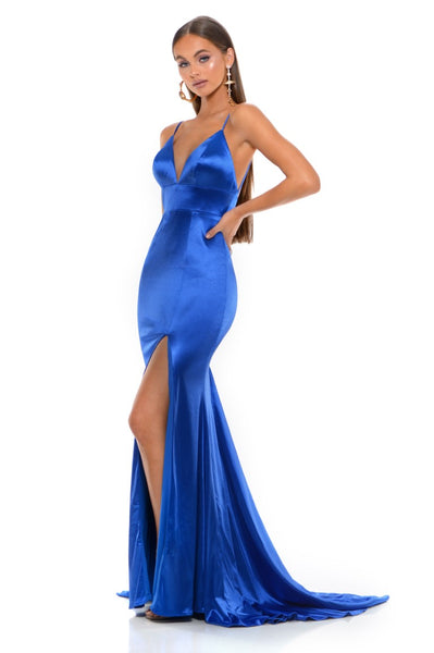 PS67 ELECTRIC BLUE DRESS