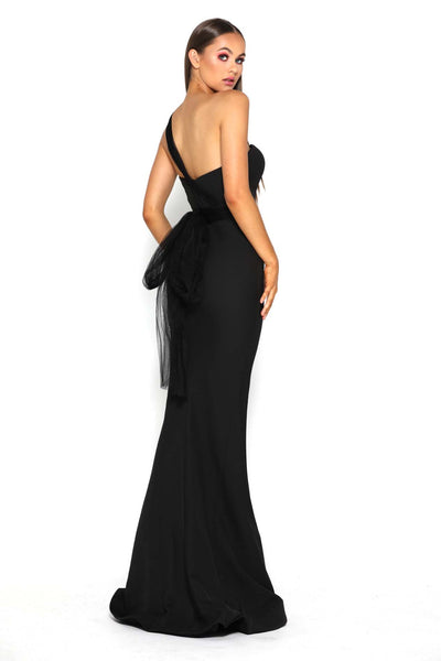 MELISANDRE GOWN BLACK