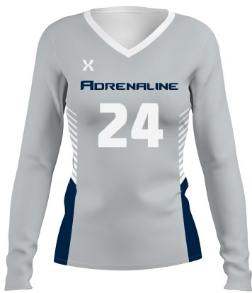 Adrenaline Volleyball Jersey