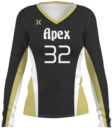 Apex Volleyball Jersey