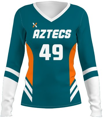 Aztec Volleyball Jersey