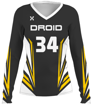 Droid Volleyball Jersey