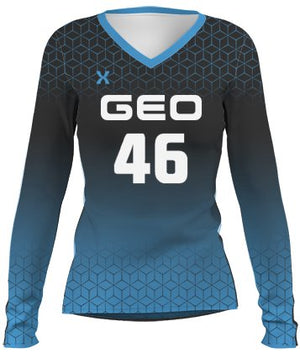 Geo Volleyball Jersey