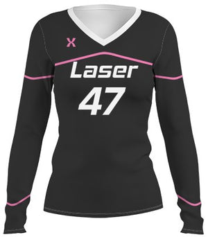 Laser Volleyball Jersey