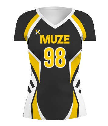 Image of Muze Volleyball Jersey