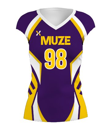 Muze Volleyball Jersey