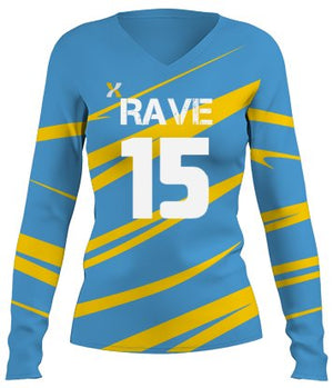 Rave Volleyball Jersey