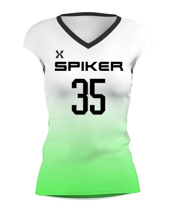 Spiker Volleyball Jersey