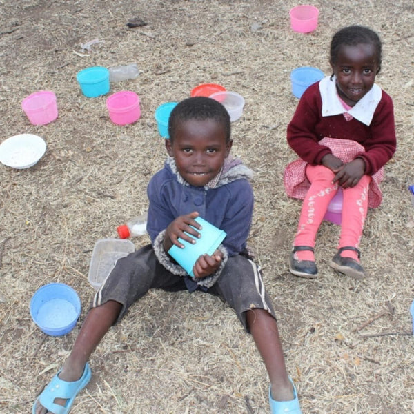 COVID-19 Means Schools in Kenya to Close - Removing Important Daily Meals