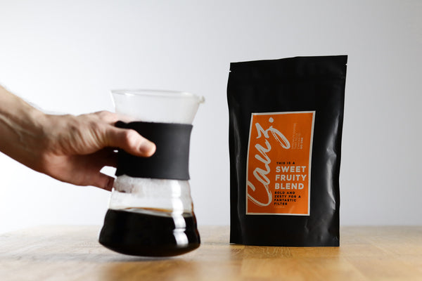 Cauz Coffee Easy and Consistent V60 Pour Over