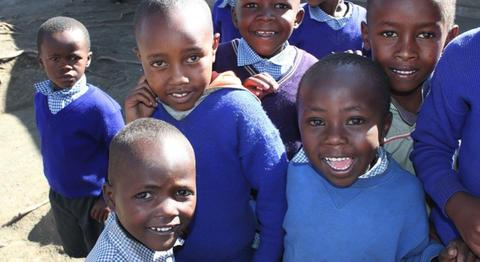 Our Charity Partners - Harambee Schools Kenya