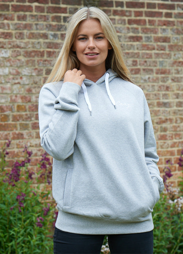 COMING SOON - Women's Heather Grey Hoodie