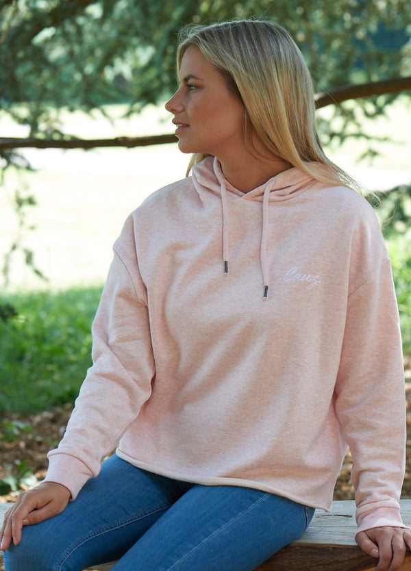 COMING SOON - Women's Crop Hoodie