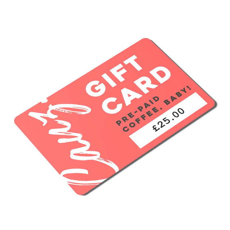 Cauz Coffee Online Gift Card