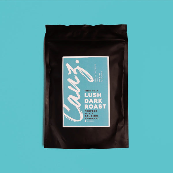 Lush Dark Roast Single Origin