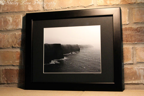 The Cliff of Moher--Framed