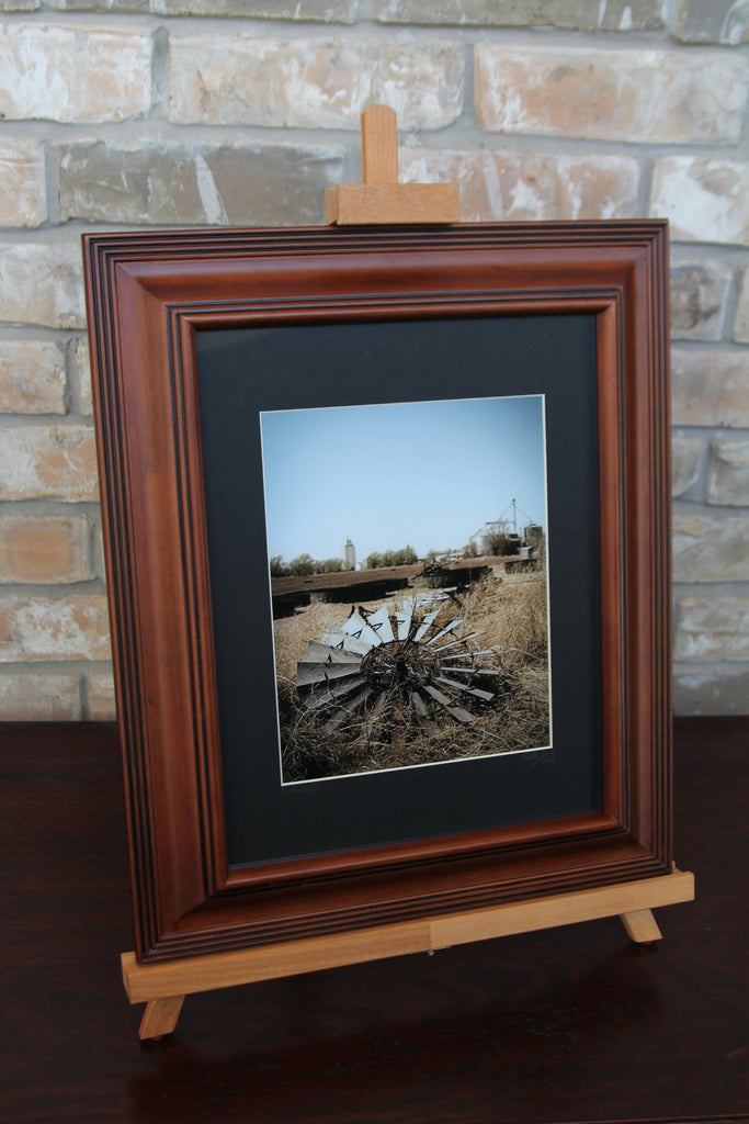 Buffalo, Oklahoma --Framed