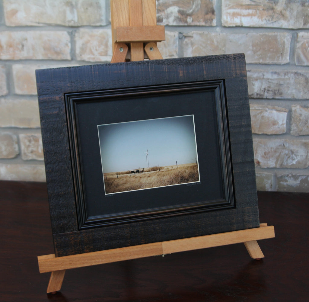 Windmill--Framed