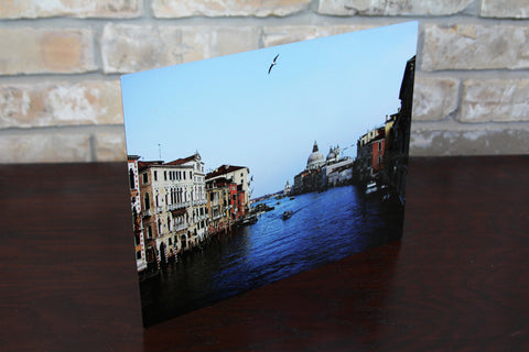 The Grand Canal--Aluminum Print