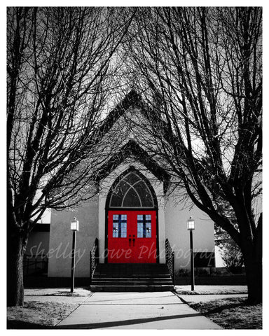The Red Door Church