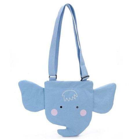 Kids Animal Pattern Small Satchel Shoulder Bag