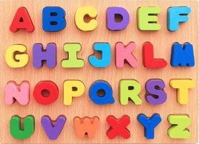 Kids Alphabet number Educational Puzzle Toys