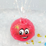 Kids Water Play Induction Music Ball Bath toy