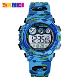 Multifunctional Waterproof Student Sports Watch