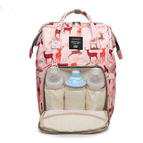 Multi-function Large Capacity Baby Diaper Backpack for Mother