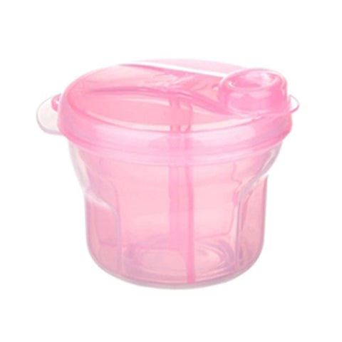 Baby Rotary Compartment Milk Powder Box