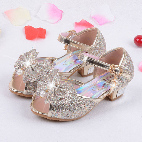 High Heel Princess Shoes for Girls