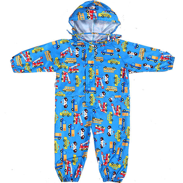 One Piece Raincoat for Boy