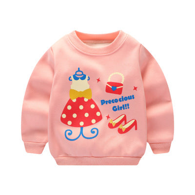 Children Spring and Autumn Top