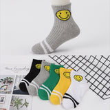 Boy Cartoon Socks