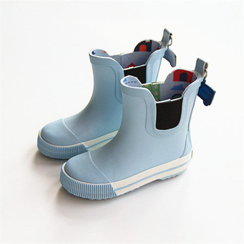 Girl Soft Rubber Rain Boots