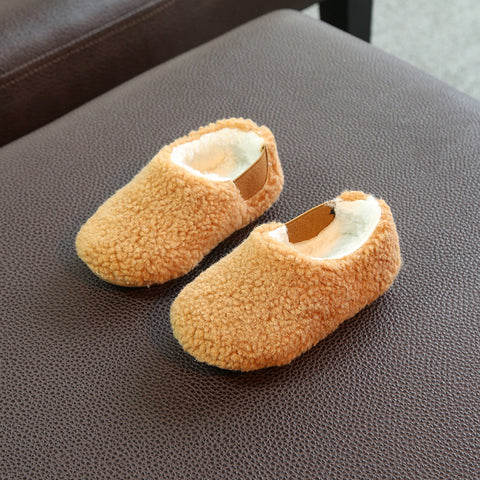 Girls Cotton Shoes
