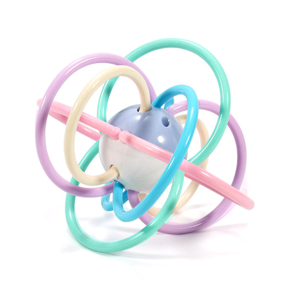 Cute Baby Rattle Toy