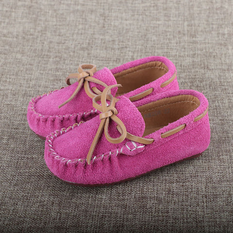 Girls Peas Shoes