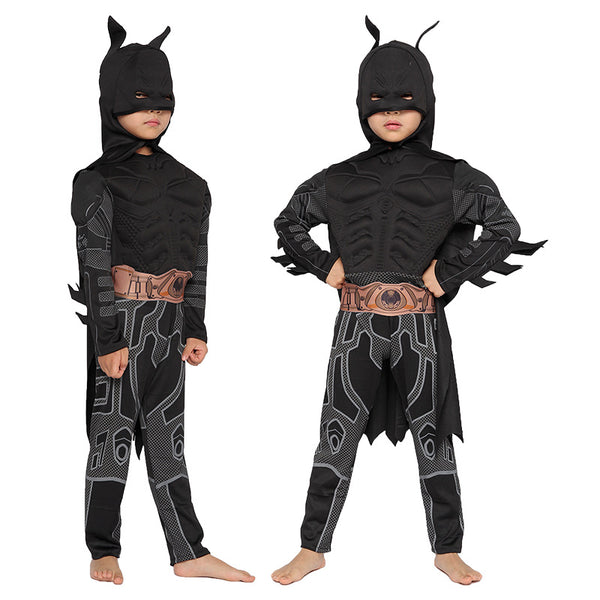 Boy Batman Cosplay Costume