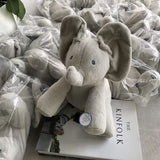 Cute Singing Flappy Baby Elephant Plush Toy