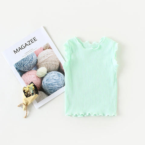 Girl Cotton Vest