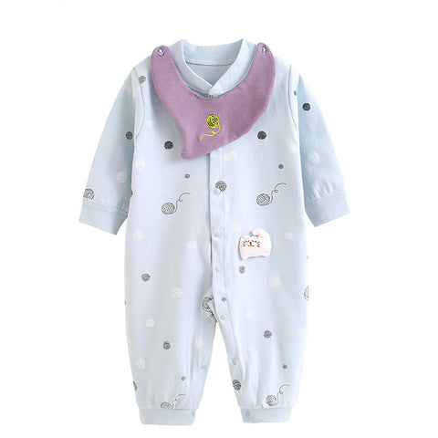 Baby Jumpsuit Cotton Underwear
