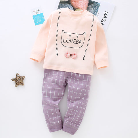 Baby Cotton Suit